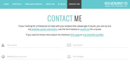 How I created my contact page without Contact Form 7